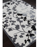 RugStudio presents Addison And Banks Machine Made Abr0308 White Machine Woven, Good Quality Area Rug