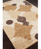 RugStudio presents Rugstudio Sample Sale 82374R Beige Machine Woven, Good Quality Area Rug