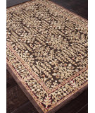 RugStudio presents Addison And Banks Machine Made Abr0323 Chenille Chocolate Machine Woven, Good Quality Area Rug