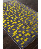 RugStudio presents Addison And Banks Machine Made Abr0995 Green Machine Woven, Good Quality Area Rug