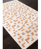 RugStudio presents Addison And Banks Machine Made Abr0997 Chenille Orange Machine Woven, Good Quality Area Rug