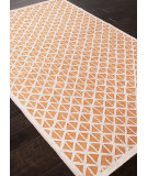 RugStudio presents Addison And Banks Machine Made Abr1002 Chenille Orange Machine Woven, Good Quality Area Rug