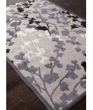 RugStudio presents Rugstudio Sample Sale 103490R Chenille Gray Machine Woven, Good Quality Area Rug