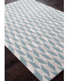 RugStudio presents Addison And Banks Hand Tufted Abr0333 Light Turquoise Hand-Tufted, Best Quality Area Rug