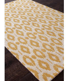 RugStudio presents Addison And Banks Hand Tufted Abr0340 Cloud White/Golden Apricot Hand-Tufted, Best Quality Area Rug
