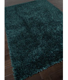 RugStudio presents Addison And Banks Woven Shag Abr0344 Teal Blue Area Rug