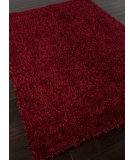 RugStudio presents Addison And Banks Woven Shag Abr0345 Red Area Rug