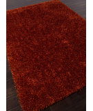 RugStudio presents Addison And Banks Woven Shag Abr0346 Russet Area Rug