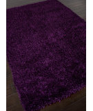 RugStudio presents Addison And Banks Woven Shag Abr0349 Tulip Purple Area Rug