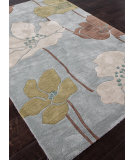 RugStudio presents Addison And Banks Hand Tufted Abr0365 Iced Slate Hand-Tufted, Better Quality Area Rug