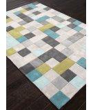 RugStudio presents Addison And Banks Hand Tufted Abr1019 Classic Gray Hand-Tufted, Good Quality Area Rug