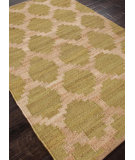 RugStudio presents Addison And Banks Flat Weave Abr0371 Wild Lime Flat-Woven Area Rug