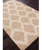 RugStudio presents Addison And Banks Flat Weave Abr0372 Wheat / Ivory Cream Flat-Woven Area Rug