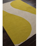 RugStudio presents Addison And Banks Hand Hooked Abr0376 Beige / Green Hand-Hooked Area Rug