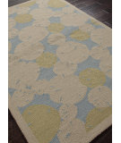RugStudio presents Addison And Banks Hand Hooked Abr0378 Straw Hand-Hooked Area Rug