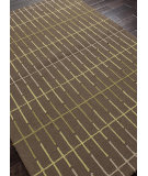 RugStudio presents Addison And Banks Hand Hooked Abr0380 Light Leaf Green Hand-Hooked Area Rug