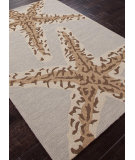 RugStudio presents Addison And Banks Hand Hooked Abr0385 Nickel Hand-Hooked Area Rug