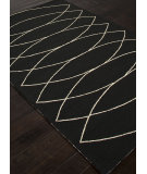 RugStudio presents Addison And Banks Indoor-Outdoor Abr1028 Ebony Hand-Hooked Area Rug