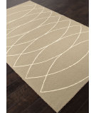 RugStudio presents Addison And Banks Indoor-Outdoor Abr1029 Light Smoke Gray Hand-Hooked Area Rug
