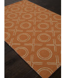 RugStudio presents Addison And Banks Indoor-Outdoor Abr1033 Terracotta Hand-Hooked Area Rug