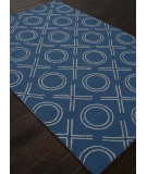 RugStudio presents Addison And Banks Indoor-Outdoor Abr1034 True Navy Hand-Hooked Area Rug