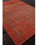 RugStudio presents Addison And Banks Hand Knotted Abr1039 Russet Hand-Knotted, Good Quality Area Rug