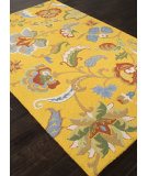 RugStudio presents Addison And Banks Hand Tufted Abr1041 Daffodil Hand-Tufted, Good Quality Area Rug