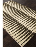 RugStudio presents Addison And Banks Shag Abr1054 Deep Charcoal Area Rug