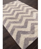 RugStudio presents Addison And Banks Shag Abr1057 Charcoal Slate Area Rug