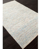 RugStudio presents Addison And Banks Flat Weave Abr1061 Light Turquoise Flat-Woven Area Rug