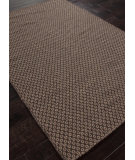 RugStudio presents Addison And Banks Flat Weave Abr0387 Dark Brown / Cafe Flat-Woven Area Rug