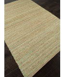 RugStudio presents Addison And Banks Naturals Abr1074 Miami Green Sisal/Seagrass/Jute Area Rug