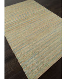 RugStudio presents Addison And Banks Naturals Abr1077 Aqua Marine Sisal/Seagrass/Jute Area Rug