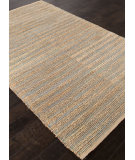 RugStudio presents Addison And Banks Naturals Abr1079 Chroma Blue Sisal/Seagrass/Jute Area Rug