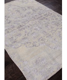 RugStudio presents Addison And Banks Hand Knotted Abr1083 Gray Hand-Knotted, Good Quality Area Rug