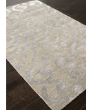 RugStudio presents Addison And Banks Hand Knotted Abr1091 Light Shale Hand-Knotted, Good Quality Area Rug
