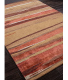 RugStudio presents Addison And Banks Hand Knotted Abr1115 Deep Rust Hand-Knotted, Good Quality Area Rug