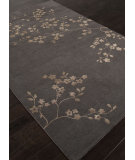 RugStudio presents Addison And Banks Hand Knotted Abr1127 Dark Shadow Hand-Knotted, Good Quality Area Rug