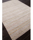 RugStudio presents Addison And Banks Hand Knotted Abr1129 White Ice Hand-Knotted, Good Quality Area Rug