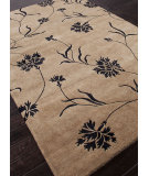 RugStudio presents Addison And Banks Hand Knotted Abr1132 Tan Hand-Knotted, Good Quality Area Rug
