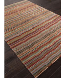 RugStudio presents Addison And Banks Hand Knotted Abr1134 Red Orange Hand-Knotted, Good Quality Area Rug