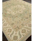 RugStudio presents Addison And Banks Hand Knotted Abr1135 Stone Blue Hand-Knotted, Better Quality Area Rug