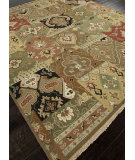 RugStudio presents Addison And Banks Hand Knotted Abr1140 Ebony Hand-Knotted, Better Quality Area Rug