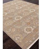 RugStudio presents Addison And Banks Hand Knotted Abr1141 Mushroom Hand-Knotted, Better Quality Area Rug