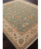 RugStudio presents Addison And Banks Hand Knotted Abr1144 Newport Green Hand-Knotted, Better Quality Area Rug