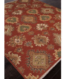 RugStudio presents Addison And Banks Hand Knotted Abr1147 Navajo Red Hand-Knotted, Better Quality Area Rug
