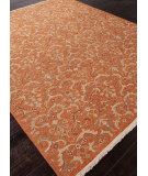 RugStudio presents Addison And Banks Hand Knotted Abr1148 Red Orange Hand-Knotted, Better Quality Area Rug
