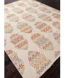 RugStudio presents Addison And Banks Hand Knotted Abr1149 Dark Ivory Hand-Knotted, Better Quality Area Rug