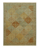 RugStudio presents Addison And Banks Triumph Bahar Light Gold Hand-Knotted, Good Quality Area Rug