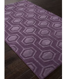 RugStudio presents Addison And Banks Hand Tufted Abr1178 Tulip Purple Hand-Tufted, Better Quality Area Rug
